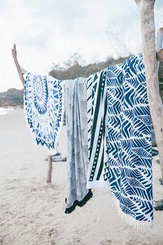 SUMMER ESSENTIAL: BEACH TOWEL BY THE BEACH PEOPLE