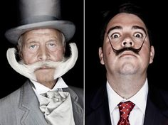 Celebrating the Art of Competitive Beard and Mustache Grooming | Brain Pickings