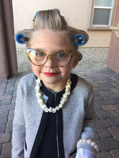 Little girls Halloween costume