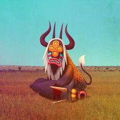 Illustration by Juan Carlos Paz