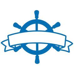 Silhouette Design Store: boat banner