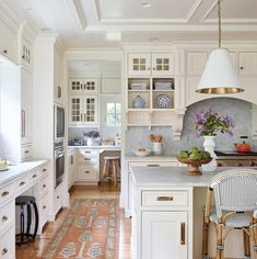 Kitchen Cabinets NYC - Factory Direct Discounted prices, unmatched customer service, large showroom, only 5 minutes from Manhattan - visit us to find the most affordable option! Home Decor Kitchen, New Kitchen, Home Kitchens, Cheap Kitchen, Kitchen Pantry, Küchen Design, House Design, Interior Design, Elegant Kitchens