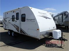 Used 2013 Keystone RV Passport 199ML Express Travel Trailer at General RV | Wayland, MI | #128347