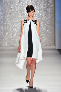 Pamella Roland at NYFW Spring 2014