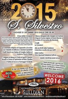 San Silvestro al Sullivan http://www.panesalamina.com/2015/42678-san-silvestro-al-sullivan.html