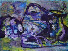 il tableau de l'artiste Isafara