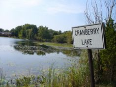 cranberry lake road, clarkston, MI Only the best place in the world. <3