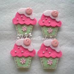 cute felt #crafts and creations Ideas| http://craftsandcreationsideas74.blogspot.com