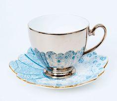 Richard Brendon: Reflect Cup Reflecting Prints