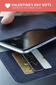 Leather #Wallet #iPhone6Case from FistCase Carry your phone and wallet essentials together!