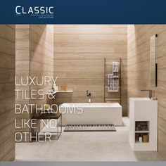 Luxury Bathroom and tiles like no other