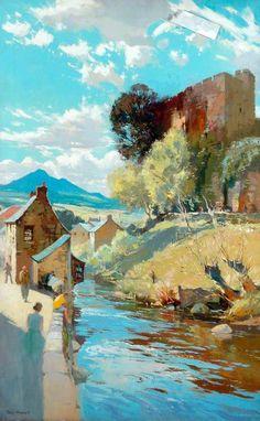 Brecon  Pays de Galles   Jack Merriott