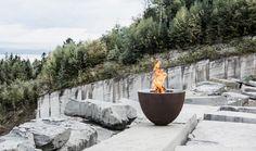 Feuerring, indirektes Grillen, Designgrill, Feuerschale, Grillkunst | Feuerring
