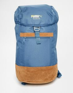 Puma Suede Backpack Puma Suede 71d4fea0208fd