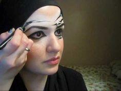 Zebra Make-Up