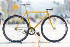 Lucas' Samson Street Track Bike | The Radavist