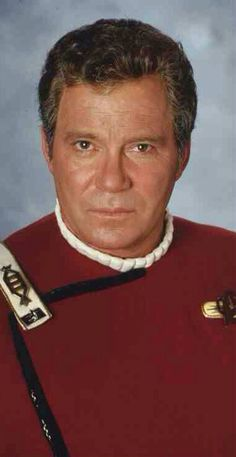 William Shatner does not think he will return to the 'Star Trek' franchise.The actor - who portrayed Captain James T. Kirk in the original series of the sci-fi show - admits it is unlikely he will be able to. Star Trek Characters, Star Trek Movies, Movie Characters, Star Trek Original, William Shatner, Akira, Star Trek 4, Science Fiction, James T Kirk