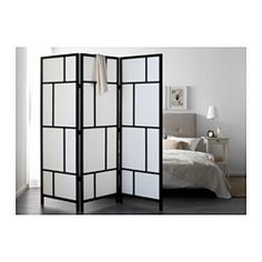 IKEA - RISÖR, Room divider, , Made of solid wood, which is a durable and warm…