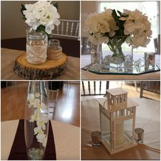 Some of our All inclusive centerpiece options