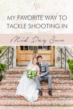 My Favorite Way to Tackle Shooting in Mid Day Sun // Abby Waller Photography wedding photography weddingphotography education tipsforphotographers tips 555702041521653325 Wedding Photography Checklist, Wedding Photography Packages, Wedding Photography Poses, Photography Business, Photography Ideas, Photography Studios, Photography Marketing, Photography Backdrops, Wedding Portraits