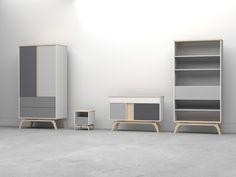 Smith Range of Furniture by Jon Clark