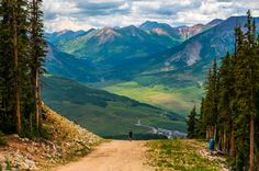 15 incredible sights in Colorado.  #13. Crested Butte