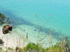Serra da Arrabida e Praia do Portinho da Arrabida