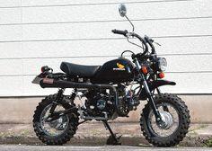 Honda Monkey - SHIFT UP - Racing Cafe
