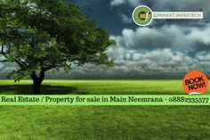 Real estate property for sale in main neemrana 08882335577
