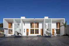 Casas AV / Corsi Hirano Arquitetos © Leonardo Finotti
