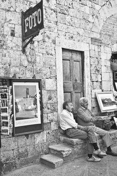 Italian Vintage Photographs ~  firenze... #florence #Italy #Italy #Italian #vintage #photographs #family #history #culture
