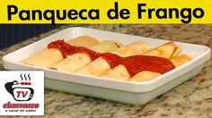 Receita de Panqueca de Frango - Tv Churrasco