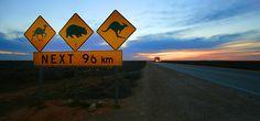 Australian signage