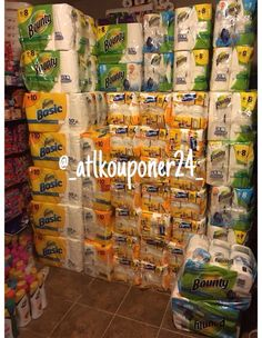 Paper Tower #stockpile #couponing #coupon