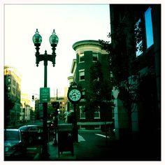 Harvard Square. Cambridge, Mass.