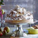 Try the Sweet Potato Cheesecake with Marshmallow Meringue Recipe on williams-sonoma.com/