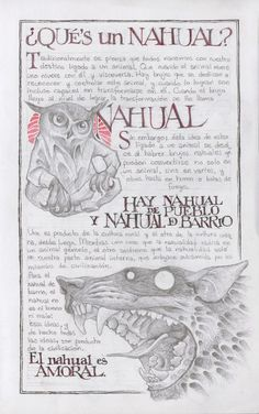 codice nahual by Clement