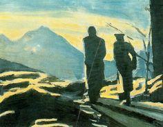 "Luc Tuymans ""The Walk"", 1993"