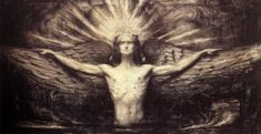 Surrealism and Visionary art: Jean Delville