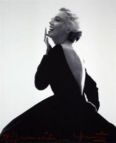 Black Dress (from The Last Sitting) by Bert Stern on artnet Auctions