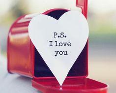 Ps. I love U