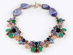 Jewel of the day: Anton Heunis embellished necklace