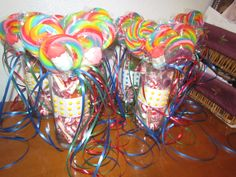 Katy Perry Party Centerpieces