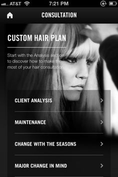 redken...get your hair profile! so cool! http://www.redken.com/your-hair-profile/