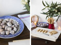 Mesa de dulces típico españoles : Fueron Felices wedding planner : Lara López Photography