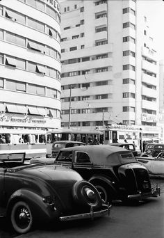 "Bucharest photos from the first decades of the century - mostly from the interwar period (between the two World Wars). ♦ The end of ""Little Paris"" (click photo) ♦ Romanian Royal Family, Little Paris, Bucharest Romania, Art Deco Buildings, Click Photo, World War Two, Afghanistan, Time Travel, Old Photos"