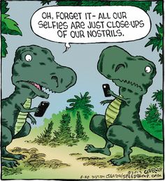 Ahaha love this!! luv the T-rex humor!