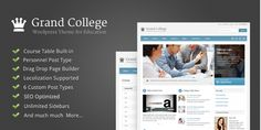26 Best WordPress Themes For Education