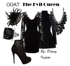 My Disney Inspire: The Evil Queen~ Once Upon a Time Collection