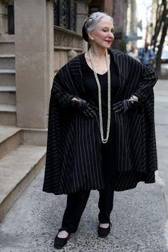 Advanced Style, um projeto pessoal transformou a vida dessas mulheres – Filtra Cor – Blog